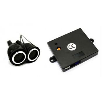Sensor Volumétrico de Ultrasonidos para Alarma de Coche SPY