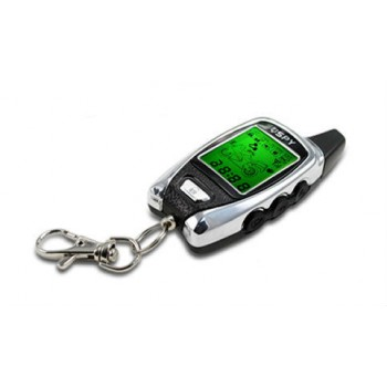 Mando de repuesto para Alarma de Moto 2 vías SPY